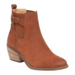 Women's Lucky Brand Khoraa Ankle Boot Toffee Nubuck