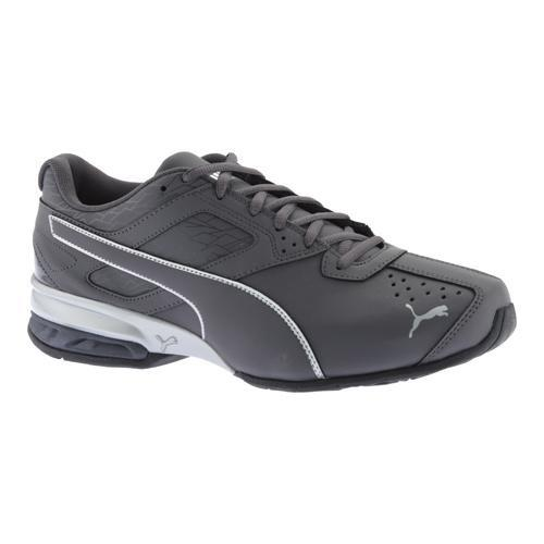 the latest bbb1e 173d8 Shop Men s PUMA Tazon 6 Fracture FM Sneaker Periscope Puma Silver - Free  Shipping Today - Overstock - 12890769