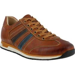 Men's Spring Step Jerome Sneaker Camel Leather