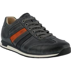 Men's Spring Step Jerome Sneaker Gray Leather