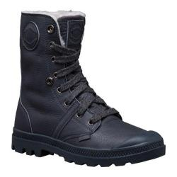 Women's Palladium Pallabrouse Baggy WPS Boot Anthracite