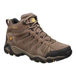 Men's Columbia North Plains II Waterproof Mid Hiking Boot Mud/Squash