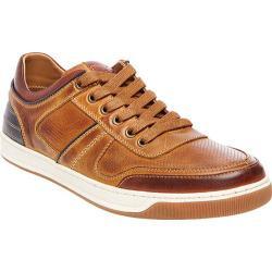 Men's Steve Madden Cantor Sneaker Tan Leather