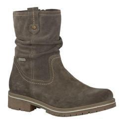 Women's Tamaris Adn Waterproof Boot Taupe Leather