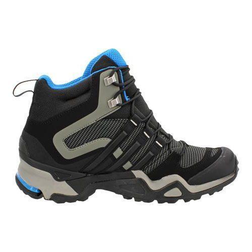 new arrivals 54b8b 75957 Women's adidas Terrex Fast X High GORE-TEX Hiking Shoe Carbon/Black/Solar  Blue