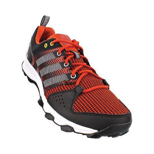 new style e9649 abab1 Shop Mens adidas Galaxy Trail Running Shoe Craft ChiliWhiteBlack - Free  Shipping Today - Overstock - 12747882