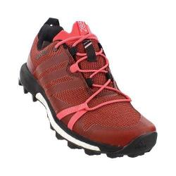 Women's adidas Terrex Agravic GORE-TEX Trail Running Shoe Super Blush/Super Blush/Black
