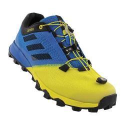 Men's adidas Terrex Trailmaker Running Shoe Shock Blue/White/Bright Yellow