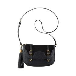 Women's Nine West Evelina Crossbody MD Black