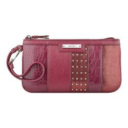Women's Nine West Pretty Little Things Wristlet EW Crimson