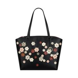 Women's Nine West Sheer Genius Tote LD Black/Multi Floral