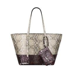Women's Nine West Syne Tote LG Natural Multi/Russet Multi