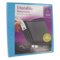 """Avery 17028 1.5"""" Assorted Colors Durable Reference View Binder"""