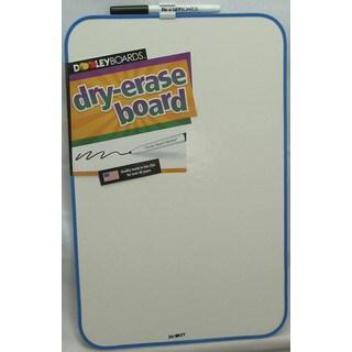 "Dooley Boards 1117 MBV 11"" X 17"" Vinyl Dry Erase Board"