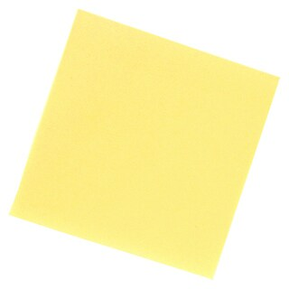 "3M 5416-RP-Y 3"" X 3"" Yellow Post-it Notes 6 Count"