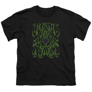 Warheads/Sour Power Short Sleeve Youth 18/1 in Black
