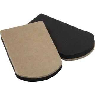 "Shepherd 9535 2-1/8"" Wide Wheel Bed Casters 2-ct"