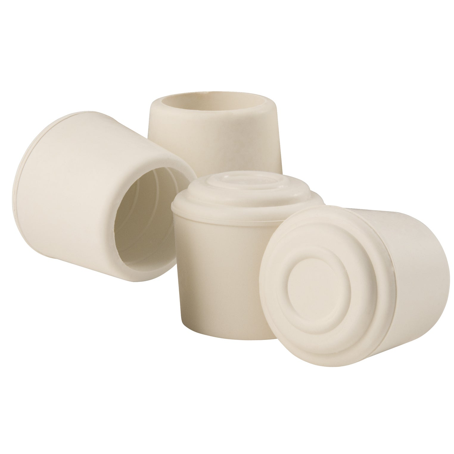 "Waxman Consumer Group 4441495NJ 3/4"" Rubber Tip 4-ct (Har..."