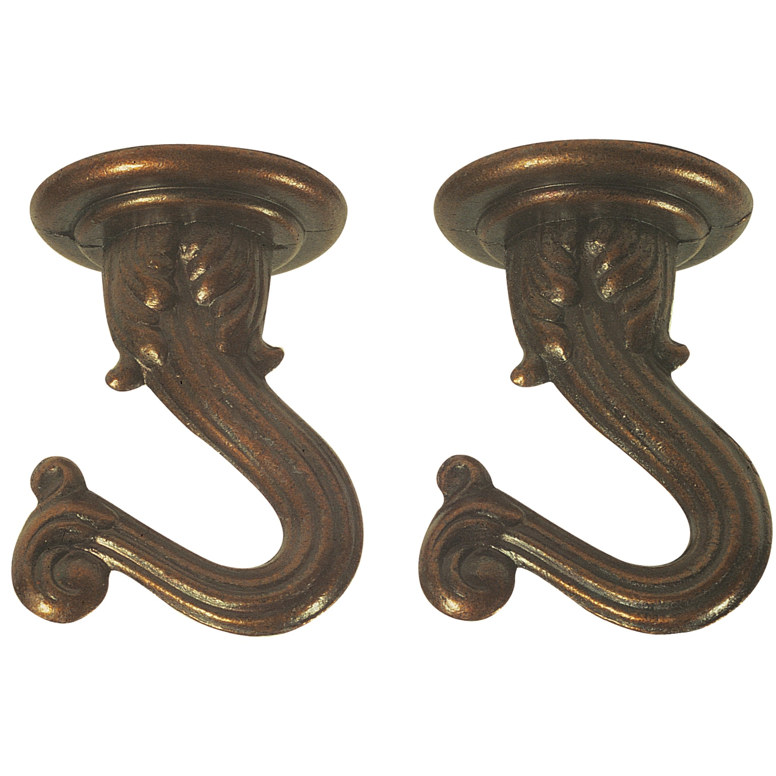 """Westinghouse 7045300 1-1/2"""" Antique Copper (Brown) Swag H..."""