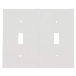 M-D 03434 6-count White Switch & Wall Plate Sealers