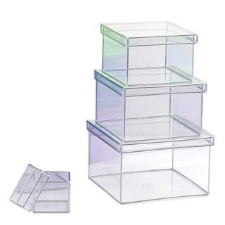 Design Ideas 165301 Clear Tiny Storage Box