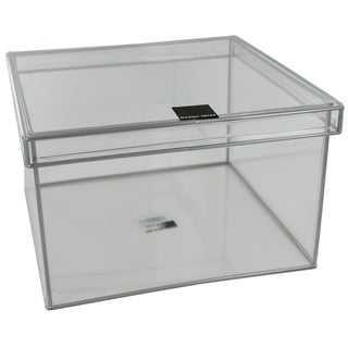 Design Ideas 165351 Extra-Large Clear Storage Box
