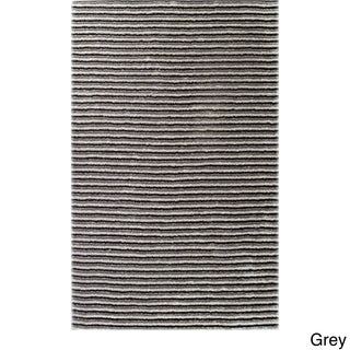 Ocean Bridge  Home Decor Collection  Emerson Modern Area Rug,Grey/Brown/Camel - 5' x 8'