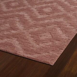Trends Rose Phoenix Wool Rug (2'6 x 8')