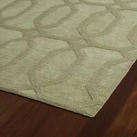 Trends Sage Pop Wool Rug - 2'6 x 8'