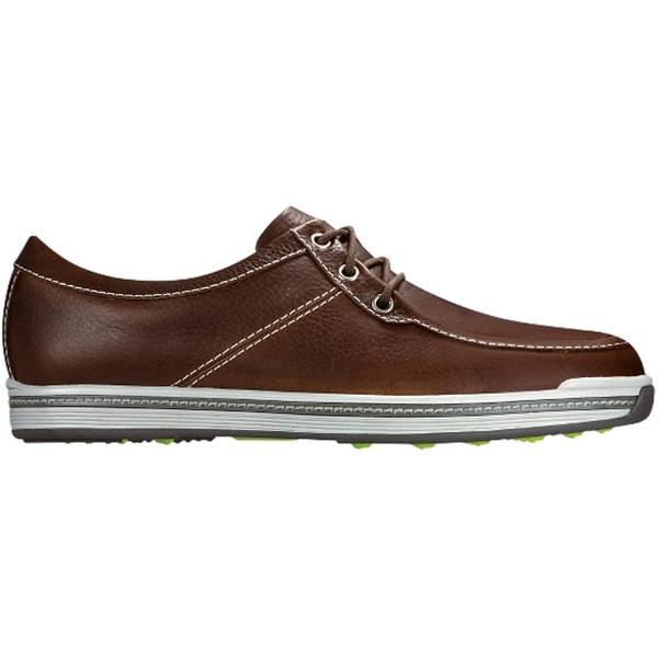 FootJoy Contour Casual Boat Golf Shoes 2016  Dark Brown