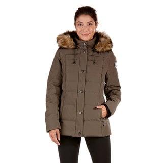 Women's Fur Hood Expedition Jacket