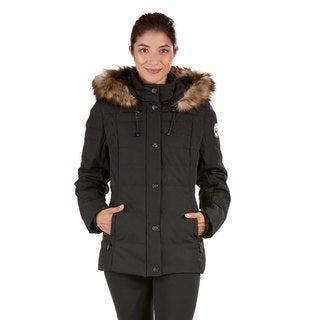 Women's Fur Hood Expedition Jacket
