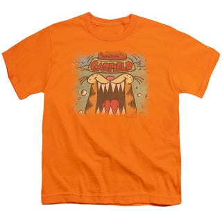 Garfield/From The Depths Short Sleeve Youth 18/1 in Orange