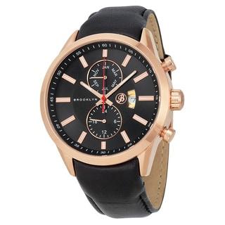 Fulton Black Dial Watch