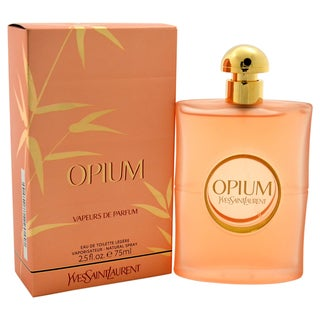 Yves Saint Laurent Opium Vapeurs de Parfum Women's 2.5-ounce Eau de Toilette Legere Spray