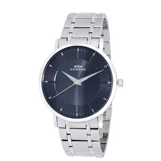 Oniss Men's Swiss All Stainless Steel Watch