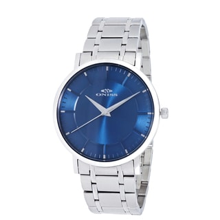 Oniss Paris Men's Stainless Steel Analog Watch