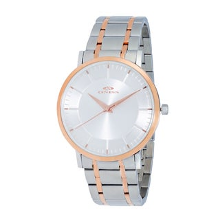 Design by Oniss Mens Swiss All Stainless Steel Watch