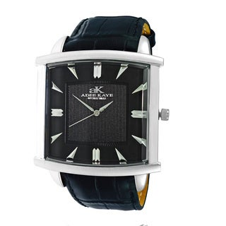 Design by Adee Kaye Mens Swiss Classic Two Layer Watch