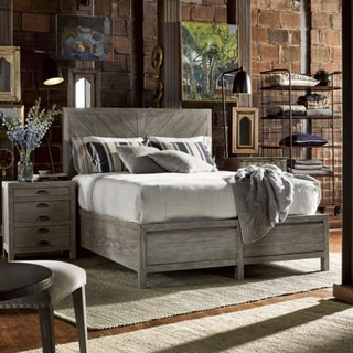 Universal Greystone Storage Bed