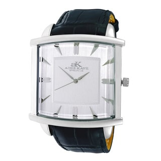 Adee Kaye Beverly Hills Men's Swiss Classic 2-layer Watch