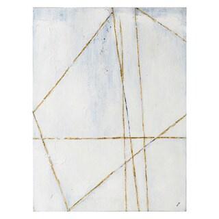 Renwil 'Delinea I' Unframed Canvas Wall Art