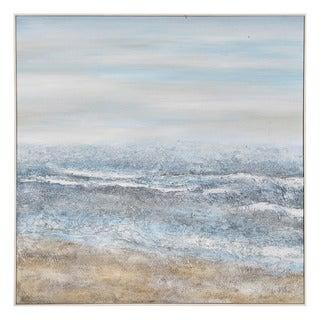 Surfside' Framed Canvas