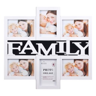 6-photo Collage Frame