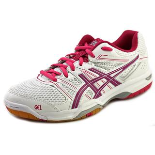 Asics Women's 'Gel Rocket 7' Synthetic Athletic Shoes