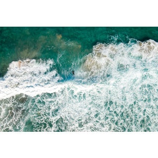 Marmont Hill - 'Choppy Sea' by Karolis Janulis Painting Print on Wrapped Canvas