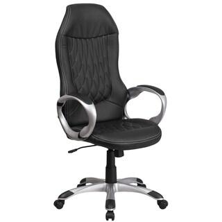 Vinyl Swivel Office Chair