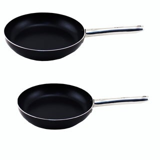 EarthChef Boreal Aluminum 8-inch and 10-inch Non-stick Pans