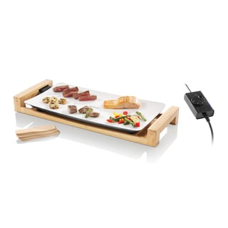 Swissmar Fusion Ceramic Top Six-Person Table Grill