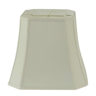 Rembrandt 1640 Cream Fabric Square-cut Bell Shade